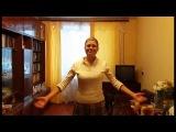 Открываем мини-Дом Друзей в Павловске. В конце-музыкально-лазерная импровизации с нашего новоселья.