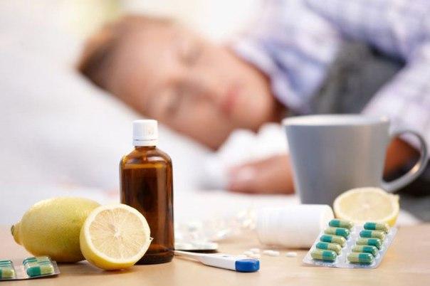 В Краснодаре уровень заболеваемости ОРВИ и гриппом ниже эпидемиологического порога