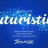 19.12.2015 Futuristika Snowcase @ Танцы (Moscow)