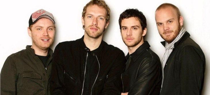 Бейонсе в клипе Coldplay -