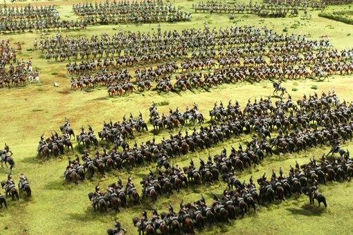 Битва при Ватерлоо. 18 июня
