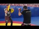 мма микс файт м1 бои без правил тайский бокс кик бокс