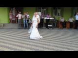 Наш перший весільний танець!)