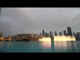 NEW Burj Khalifa Dubai Lake Fountain (Mon Amour - Song Name)
