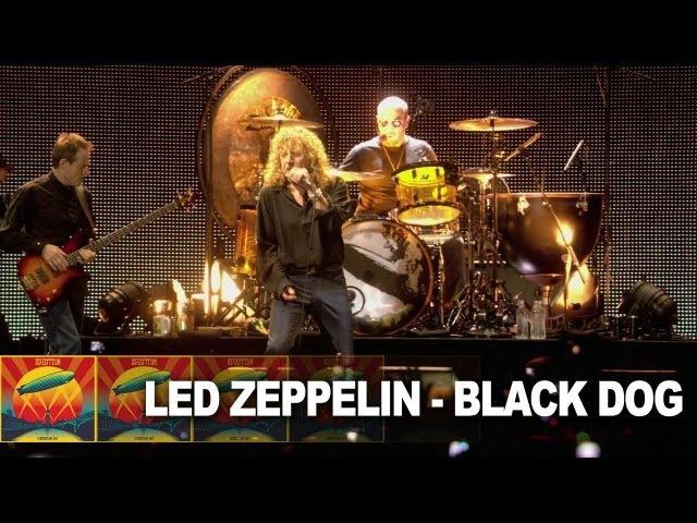 Led Zeppelin - Black Dog (Live at Celebration Day) (Official Video)