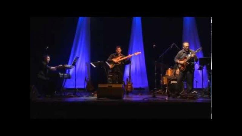 Chuck Loeb and INTERMEZZO concert: Right down Broadway