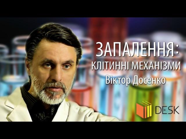 Віктор Досенко Запалення Клітинні механізми