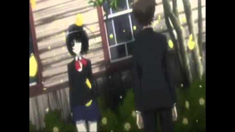 Клип по аниме Иная/Another/Другая