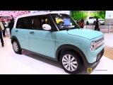 2016 Suzuki Alto Lapin - Exterior and Interior Walkaround - 2015 Tokyo Motor Show