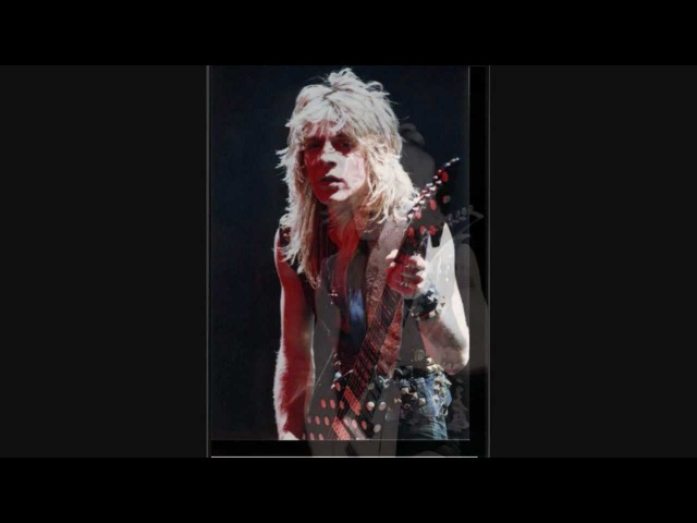 RANDY RHOADS THE ORIGINAL LOST SOLO FROM CLEVELAND MAY 11, 1981