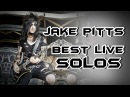 JAKE PITTS BEST LIVE GUITAR SOLOS