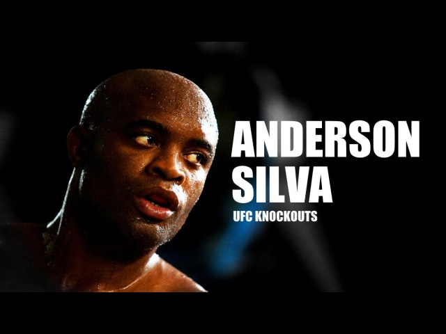 UFC knockouts Anderson Silva vs Vitor Belfort