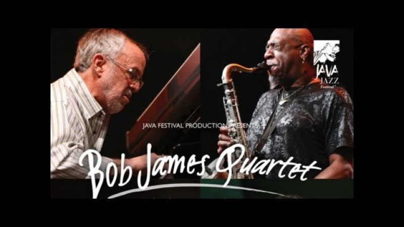 Bob James Quartet Feel like making Love Live at Java Jazz Festival 2010