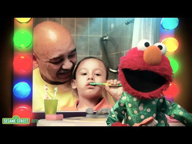 Sesame Street Healthy Teeth, Healthy Me Brushy Brush PSA