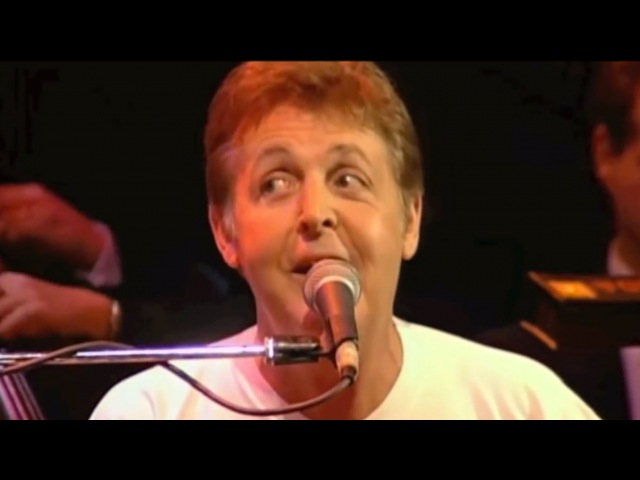 The Beatles Hey Jude - Live Paul McCartney, Elton John, Clapton, Sting, Knopfler, Phil Collins