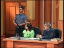 Федеральный судья. Подсудимая Хомутова убийство.
