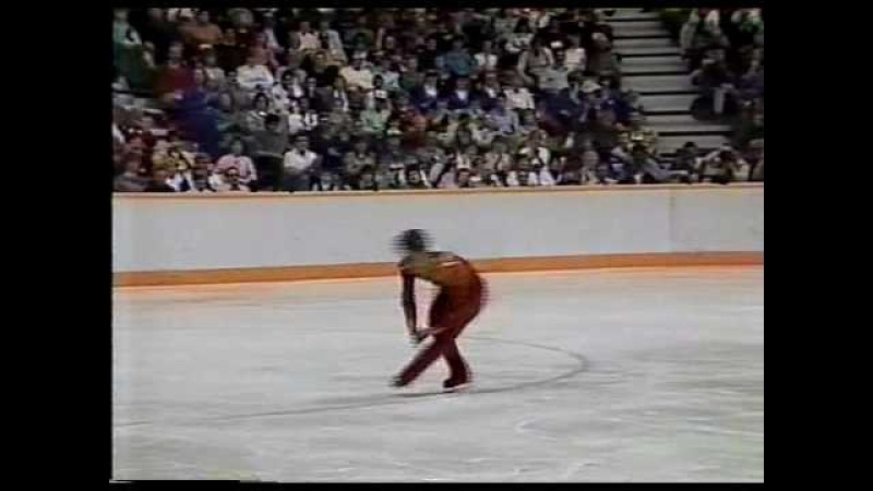 Brian Orser CAN 1988 Calgary Men's Long Program