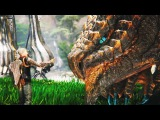 Scalebound Gameplay Demo Dragon-riding  | Gamescom 2015 Xbox One