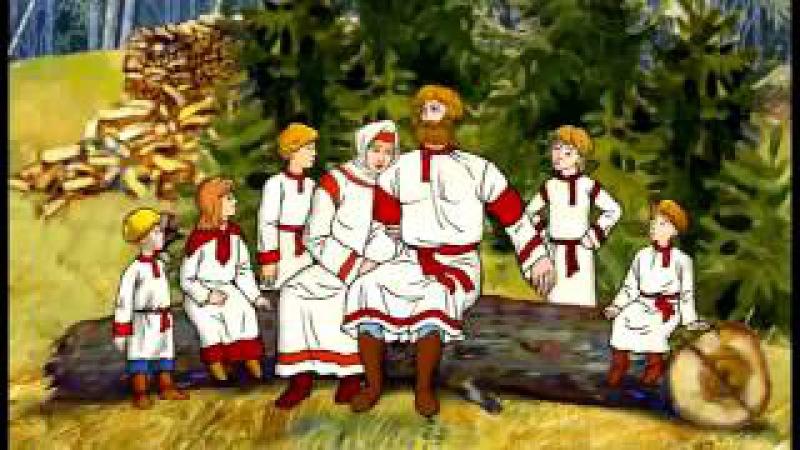 Православный мультфильм 'Это мой выбор'