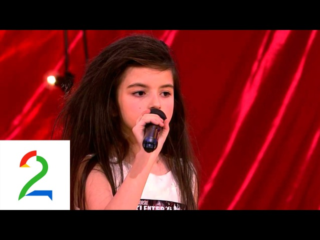 Angelina Jordan 7 year old sings Gloomy Sunday by Billie Holiday - Norways Got Talent 2014