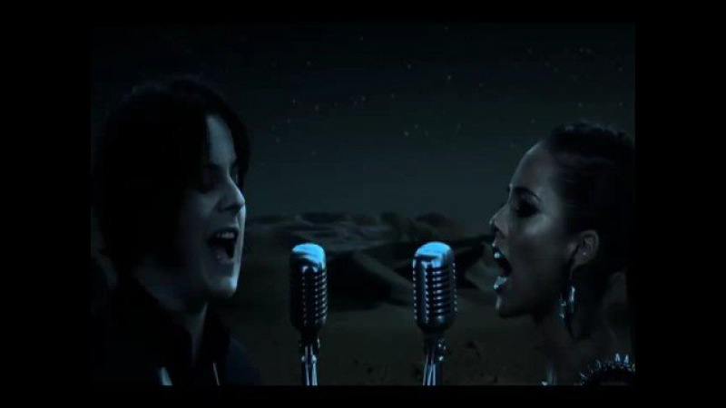 Alicia Keys Jack White - Another Way To Die [Official Video]