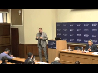 МЭФ. Громыко Ю. В. «Русское экономическое чудо — как организовать»