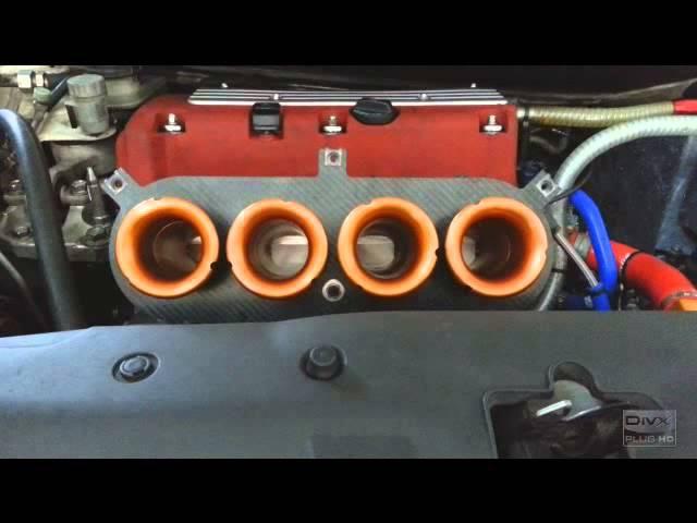 JDM Honda Civic Type R FD2R ITB