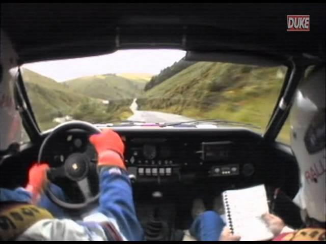 Ari Vatanen - In Car Manx 1983 - SS4