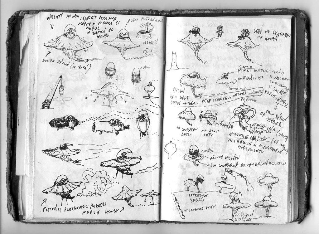 Amanita Design Art Book