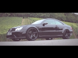 Black Series - Mercedes CLK TUNING  - CAR PORN
