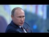 Владимир ПУТИН - Ответы иностранцам на ПМЭФ-2015