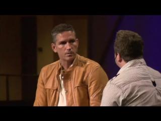 Passion of Christ - Jim Caviezels Interview - Страсти Христовы - Интервью Актера Джима Кавицеля (1)
