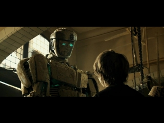 Живая сталь.Real Steel.2011.RUS.720p.trl