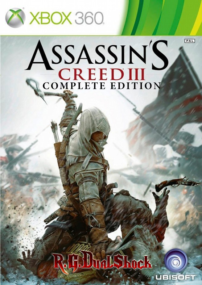 [FULL][DLC] Assassin's Creed III Complete Edition [RUSSOUND] (����� �� R.G.DShock)
