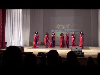 Примавера Халиджи Данс-Холл 2-й Чемпионат по восточным танцам 22.11.15