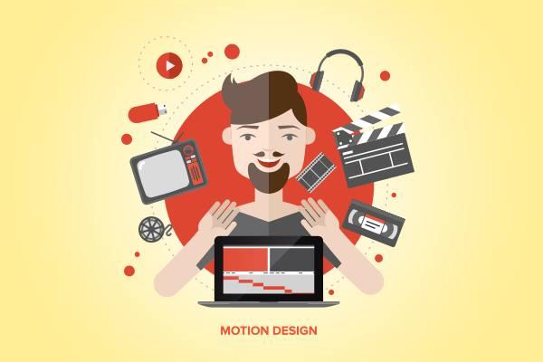 Как сделать моушн дизайн