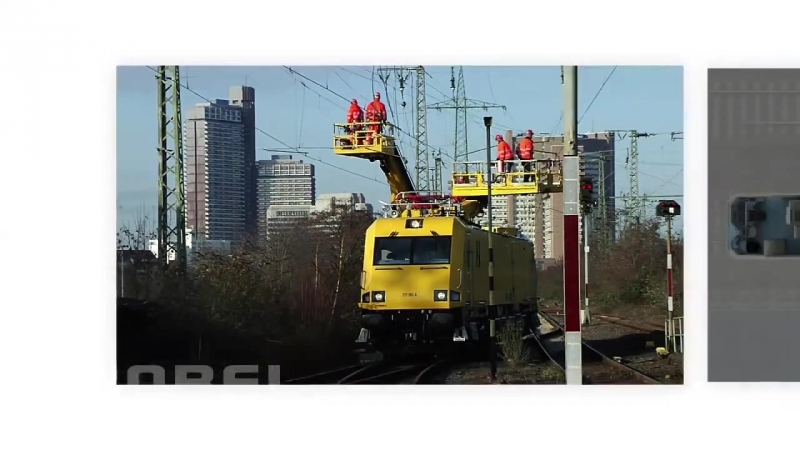 Robel 57 44 Maintenance Vehicle