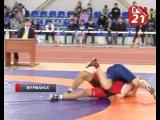 «Северное сияние» - международный турнир по греко-римской борьбе