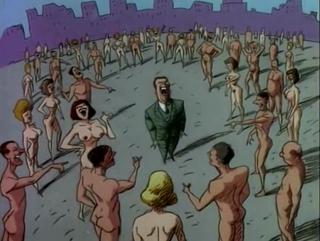 Sex & Violence / Секс и насилие (Bill Plympton / Билл Плимптон, 1997 ) - MTV Cartoon Sushi
