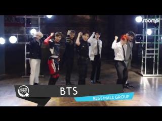 Spotlight- Best Male Group in Soompi Awards 2015