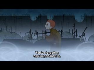 The secret of kells (2009) eng  sub / тайна келлс  english