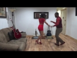 Bachata Dance - Joan Soriano - Su Lado De Cama (Edwin amp; Daniela) 2014