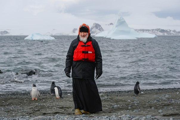 Патриарх на Антарктиде