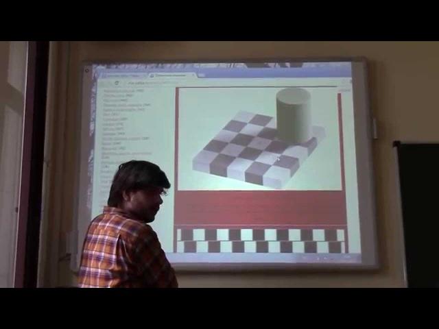 Илья Захаров - сновидение, восприятие, иллюзии.