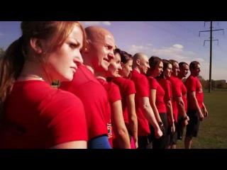 Команда Ацтеки / подготовка к Стань Человеком 3 / Фитнес Гуру