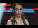 """The Voice of Poland Monika Szostak """"For Once In My Life"""