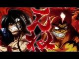 Аниме Усио и Тора / Ushio to Tora - Опенинг [OP] | Kinniku Shōjo Tai - Mazeru na Kiken