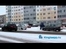 ДТП в Кингисеппе: две иномарки не поделили т-образный перекресток. KINGISEPP.RU