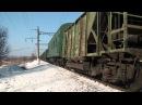 ВЛ80Т 1344 ВЛ80Т 808 соединённый грузовой поезд и ВЛ80С 170