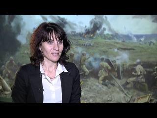 Александра Буракова: прах Симонова развеяли под багряное небо Буйничского поля